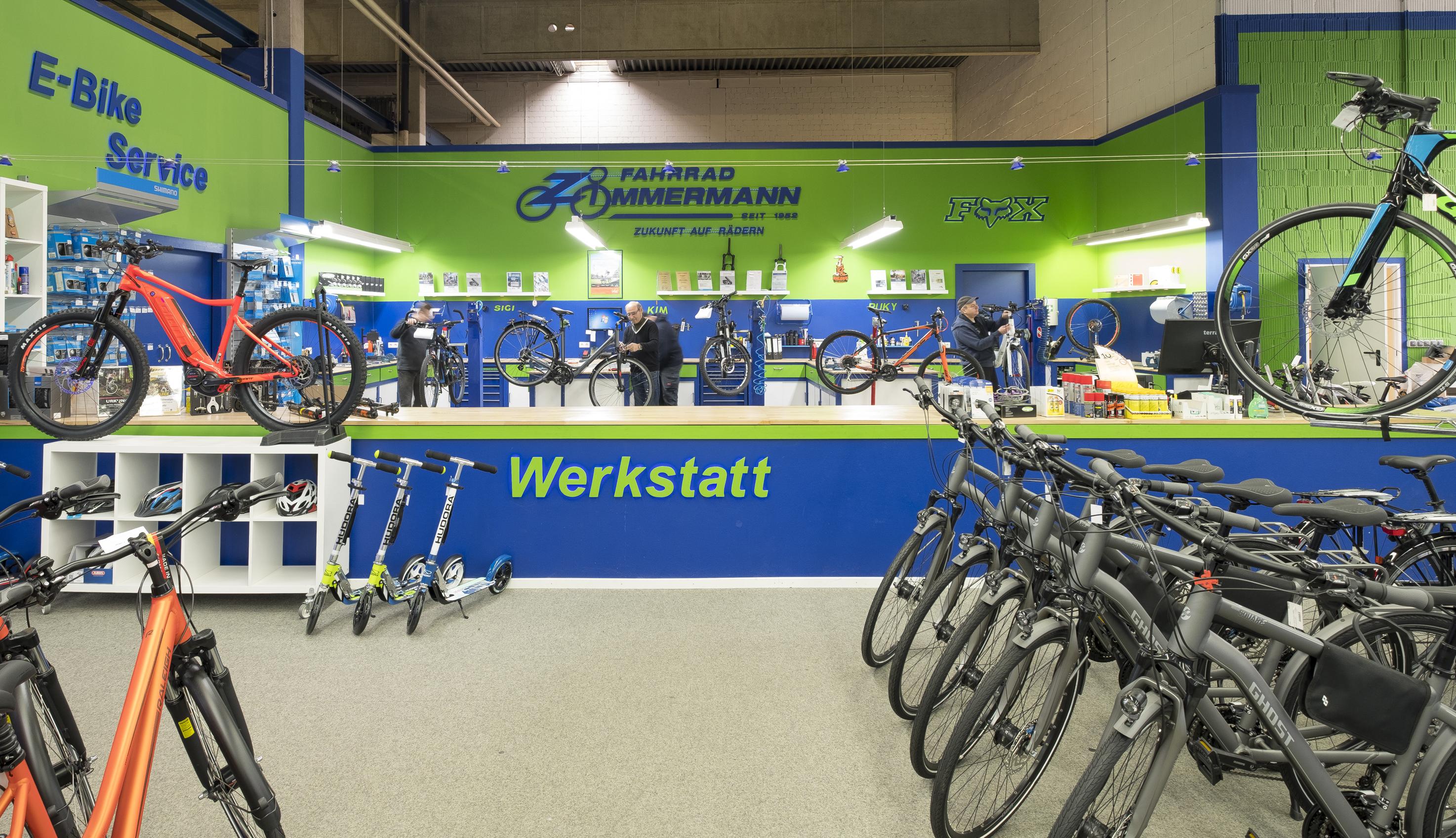 fahrräder kaufen münchen