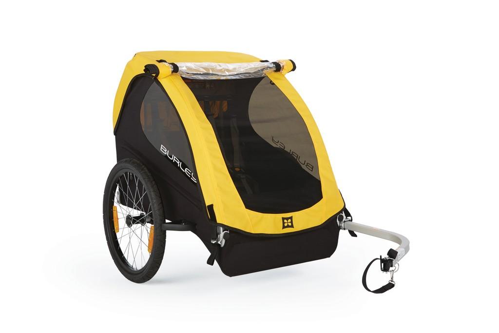 fahrrad kinder anh nger burley bee. Black Bedroom Furniture Sets. Home Design Ideas