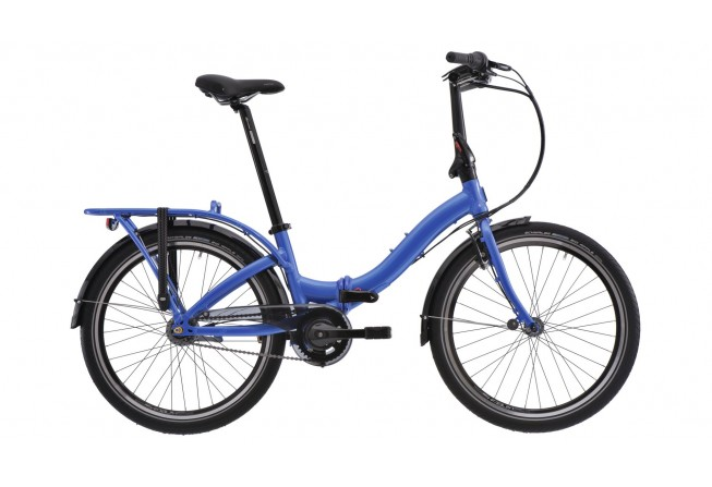"TERN Castro P7i DO 24"", dark blue/blue, 7-Gang - 1"